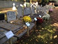 Honderden zerken opgeruimd voor groene begraafplaatsen