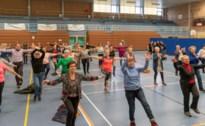 Meer dan 150 actieve senioren trappen sportjaar op gang