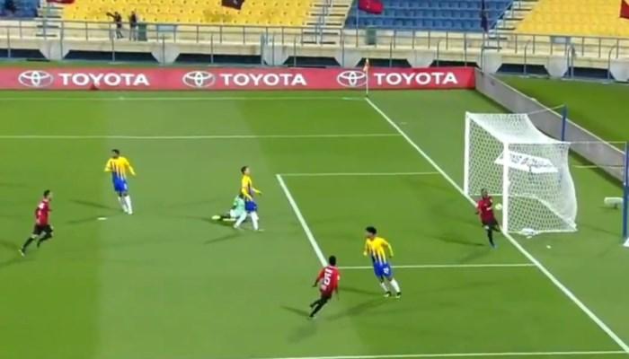 Yohan Boli scoort bij debuut voor Al Rayyan: bekijk het doelpunt hier