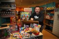 Verjaardagsfeestje in een doos voor kinderen in armoede