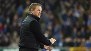 Vrancken schat Charleroi als team hoger in dan Standard