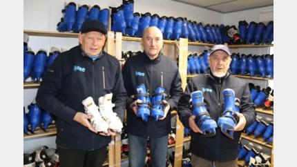 Vrijwilligers kijken al uit naar volgend schaatsseizoen