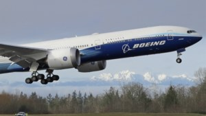 Boeing maakt eerste testvlucht met 777X