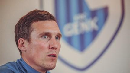 """Hannes Wolf moet Genk naar top zes loodsen: """"Winnen, daar draait het om. Altijd"""""""