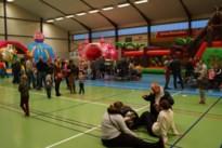 Springkastelenfestival in sporthal