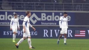 KRC Genk gaat met 4-1 roemloos ten onder tegen een sterk AA Gent