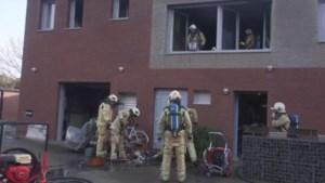 Gewonde bij woningbrand in Elen