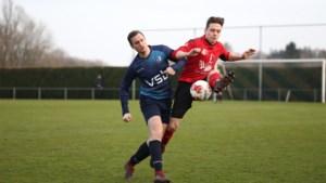 Excelsior Hamont mag een belangrijke driepunter bijschrijven na gewonnen derby