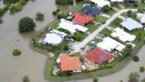Overstromingen in Australisch bosbrandgebied door hevige regen