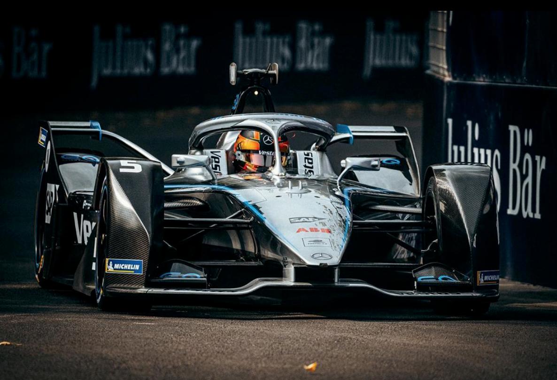 «Formule E is 'Super Mario Kart' maar dan met echte rijders»