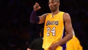 Legendarische basketbalspeler Kobe Bryant (41) en dochter overleden in helikoptercrash