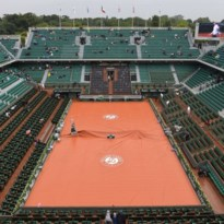Alle kwartfinales Roland Garros worden op Philippe-Chatrier gespeeld