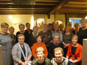 Samana Neeroeteren houdt nieuwjaarsbijeenkomst voor kernleden