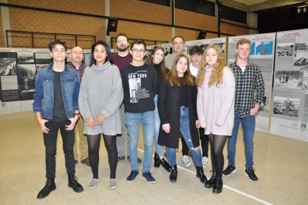 Leerlingen van de Provinciale School Voeren maakten een herdenkingreis naar Auschwitz-Birkenau