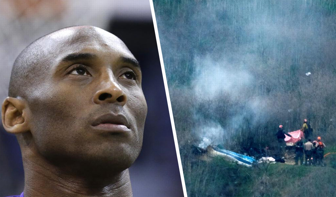 """Audiofragment met controletoren vlak voor helikoptercrash Kobe Bryant: """"Je vliegt te laag"""""""