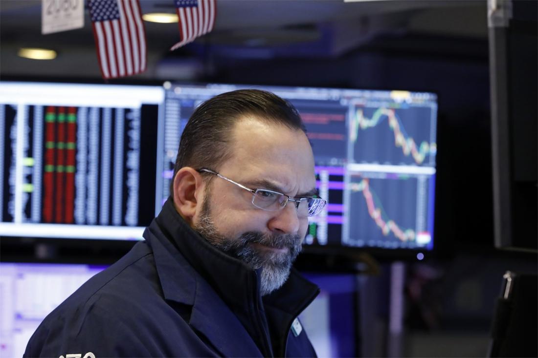 Coronavirus drukt ook graadmeters op Wall Street