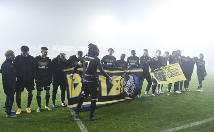 "ANALYSE. ""De STVV-fans hebben 's nachts stiekem gedroomd van play-off 1"""