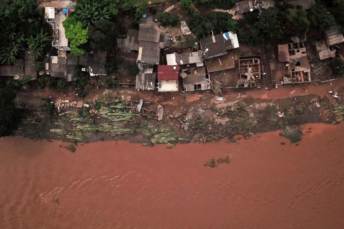 Dodental door noodweer in Brazilië stijgt tot 44