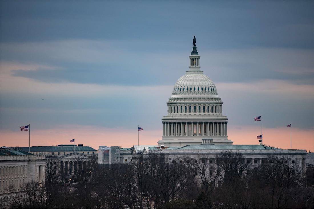 Washington roept Amerikanen op China te vermijden