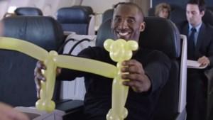 Kobe Bryant schitterde in legendarische reclamespotjes met Lionel Messi