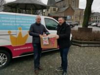 Eerste verjaardagsbox voor sociaal kwetsbare kinderen aangekomen in Zonhoven