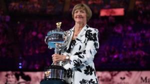 """De """"gekke tante"""" van het tennis"""