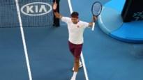 Mirakel: Federer overleeft zeven matchballen en plaatst zich voor halve finales Australian Open