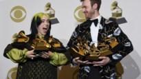Billie is baas op de Grammy's