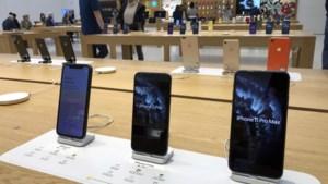 Apple boekt recordresultaten dankzij nieuwe iPhones