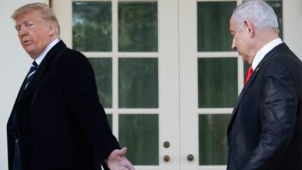 Trump stelt ultiem vredesplan voor Midden-Oosten voor