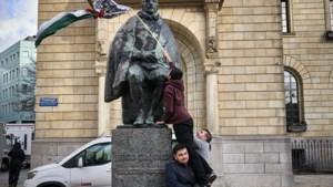 Palestijns protest verstoort overdracht sleutels Eurovisiesongfestival aan Rotterdam