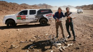 Vader en zoon Weyens terug van avontuurlijke Dakar