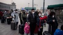 Al meer besmettingen met coronavirus dan tijdens SARS-epidemie: meer dan 6.000