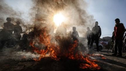 Eerste raketbeschieting op Israel vanuit Gaza na bekendmaking vredesplan-Trump