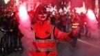 Enthousiasme voor protest tegen pensioenhervorming taant in Frankrijk