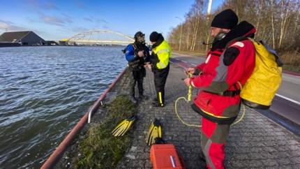 Duikers speurden het Albertkanaal in Genk af naar wapen van villamoord