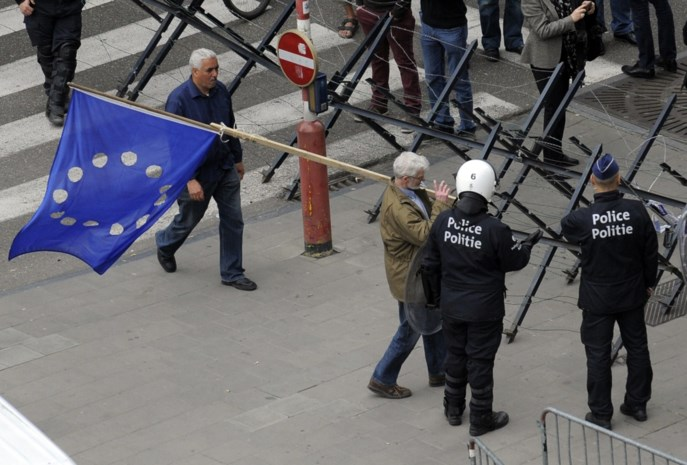 N-VA stelt zich vragen bij verdeling geld voor bescherming Europese toppen in Brussel