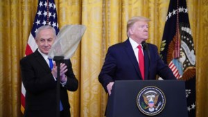 """Iran vindt Midden-Oostenplan van Trump """"grote samenzwering"""""""