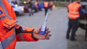 Voor 10.000 euro onbetaalde verkeersbelasting geïnd bij controles