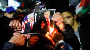Verwarring over Jeruzalem in Trumps tweestatenplan
