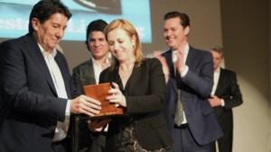 Provincie neemt afscheid van gouverneur Reynders met eremedaille en leerstoel