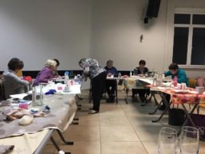 Workshop glasetsen bij Ferm Mielen
