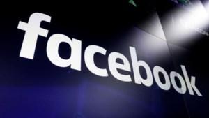 Facebook verliest op een paar minuten tientallen miljarden bij opening Wall Street