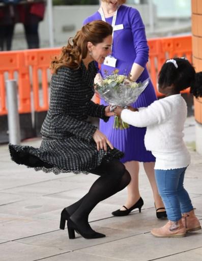 Kate Middleton heeft Marilyn Monroe-momentje