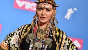Madonna trekt terug op tour