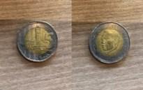 Politie HANO waarschuwt voor vreemde munten die op 2 euro lijken