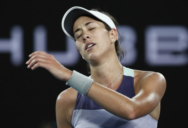 Revelatie Sofia Kenin zet nu ook Muguruza opzij en wint verrassend Australian Open