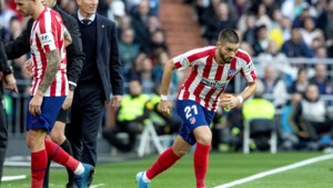 Courtois houdt netten schoon in Madrileense derby, Carrasco viert terugkeer bij Atletico
