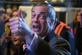 """Bye bye, Britain: """"Begin van een nieuwe bladzijde in Britse geschiedenis"""""""