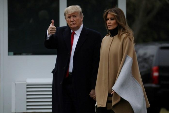 Trump haalt slag thuis in Senaat: afzetting van president lijkt van de baan